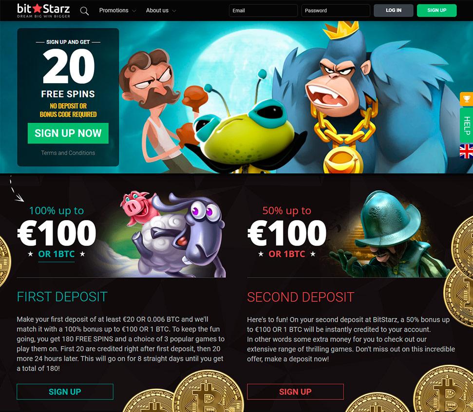 Casino Sign Up Bonus Free