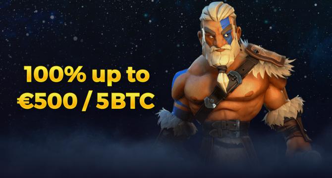 Online bitcoin casino ideal 5 minimum deposit