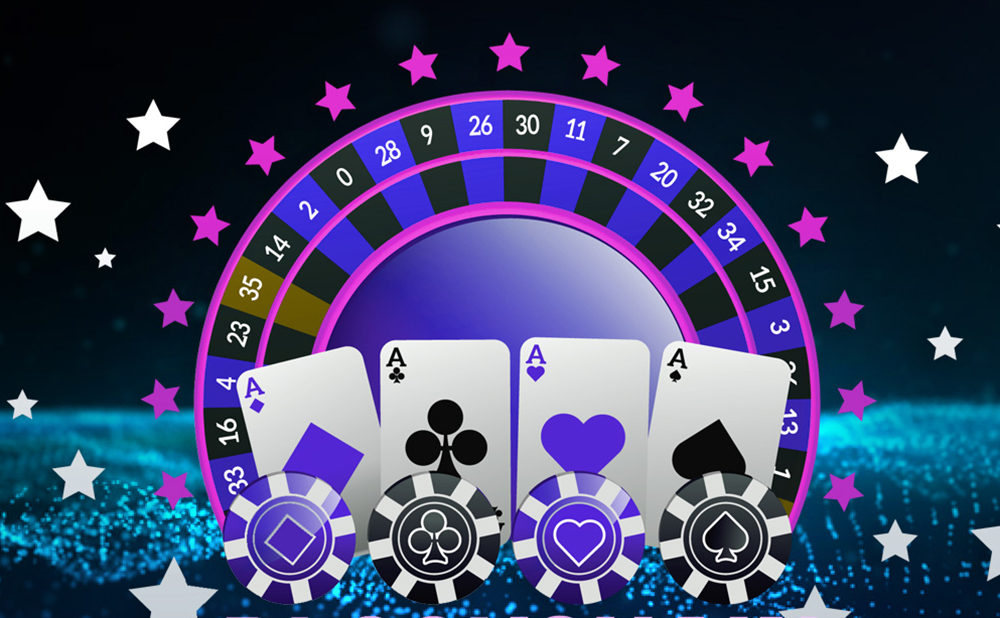 How does bitcoin poker sites work