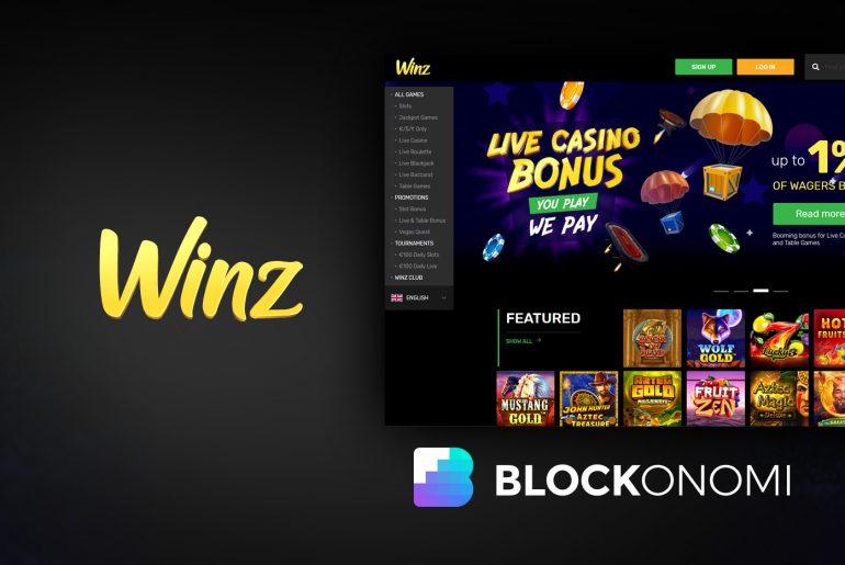 Bitcoin casino in a flash
